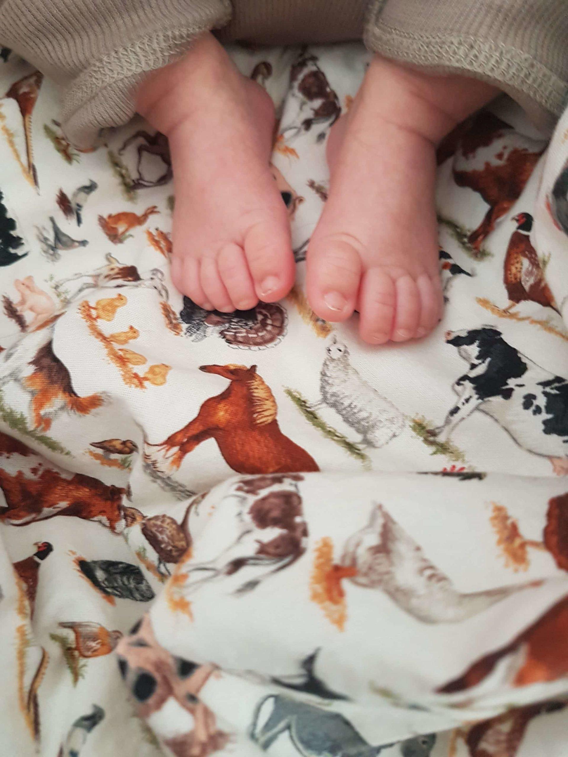 Lækkert sengetøj: baby, junior og voksen størrelse
